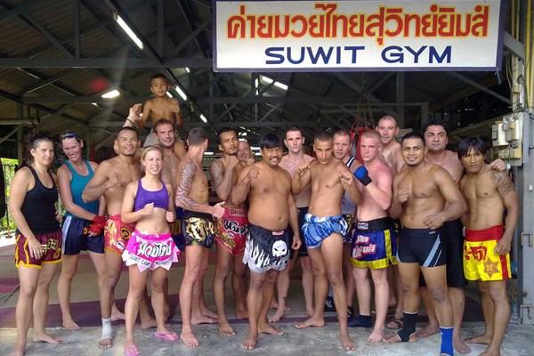 Suwit Muay Thai Camp & Gym - Phuket.Net