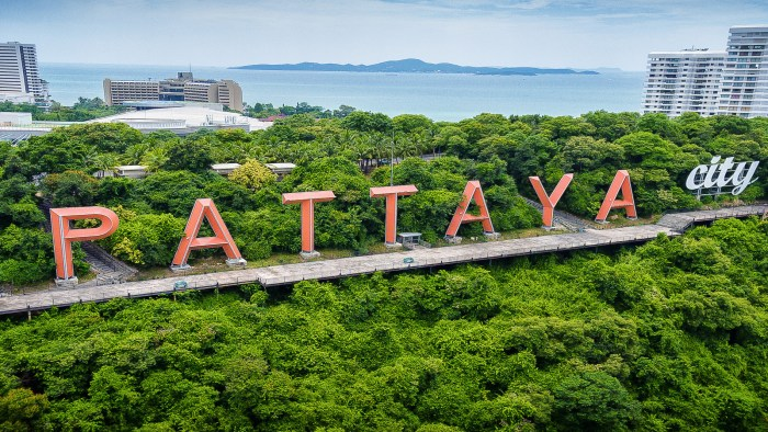 pattaya vs phuket