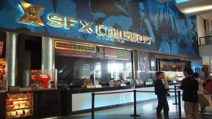 Movie Showtimes for SFX Cinema Central Phuket - Phuket Net